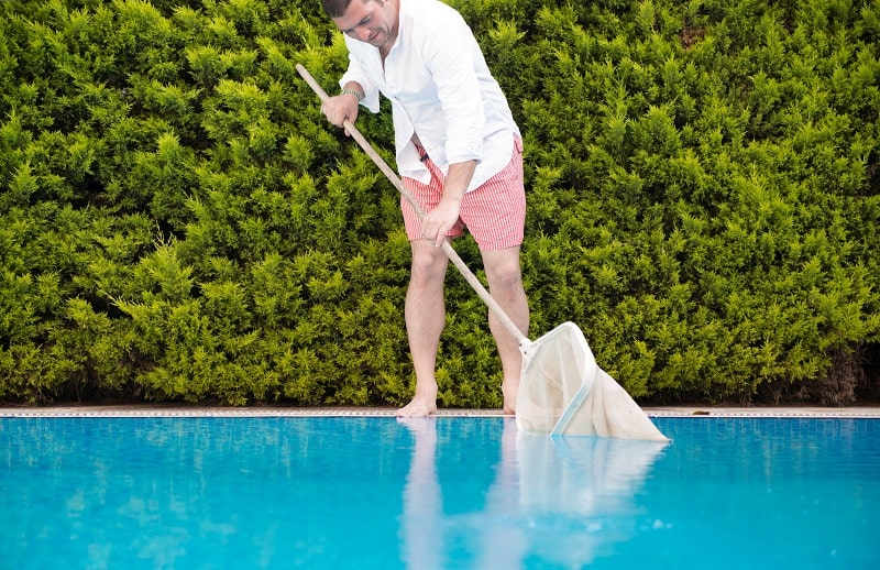 Чистота воды в бассейне
