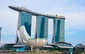 Сингапур красивый отель