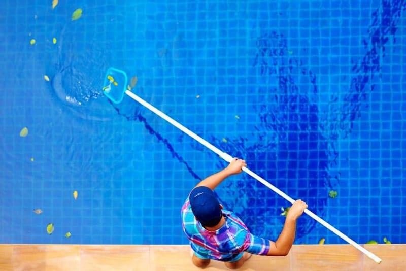 Лучшие способы очистки бассейна